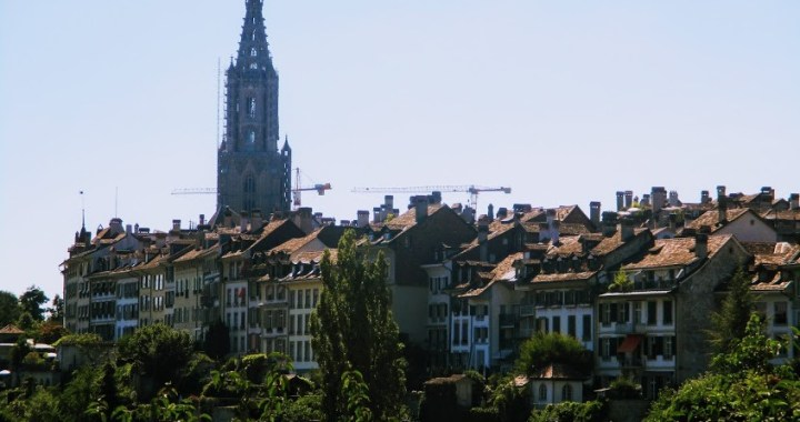 Miraculoasa Elvetie (8): Berna, Orasul Ursilor
