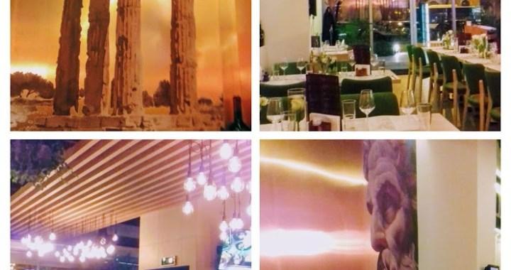 Cina cu staif la Yasou, cel mai nou restaurant grecesc din Bucuresti