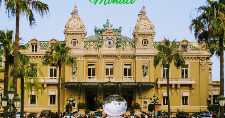 ,,Monaco: frumuseti pe metru patrat!,, (ghid de vizitare)