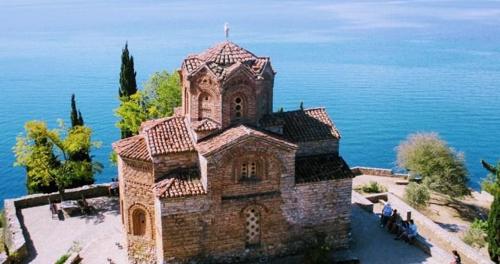 Ohrid, bijuteria ascunsa a Macedoniei de Nord!
