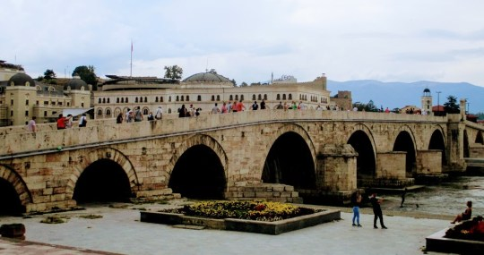 Capitale din Balcani (7): Surprinzatorul Skopje si atractiile acestuia