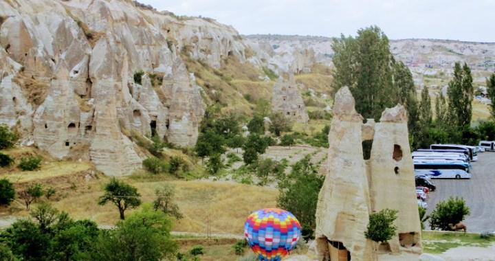 Fabuloasa Cappadocie: Muzeul in aer liber din Goreme