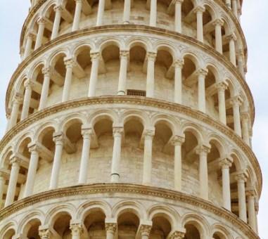 Turul clasic al Italiei- Obiective turistice in Pisa- orasul Turnului Inclinat