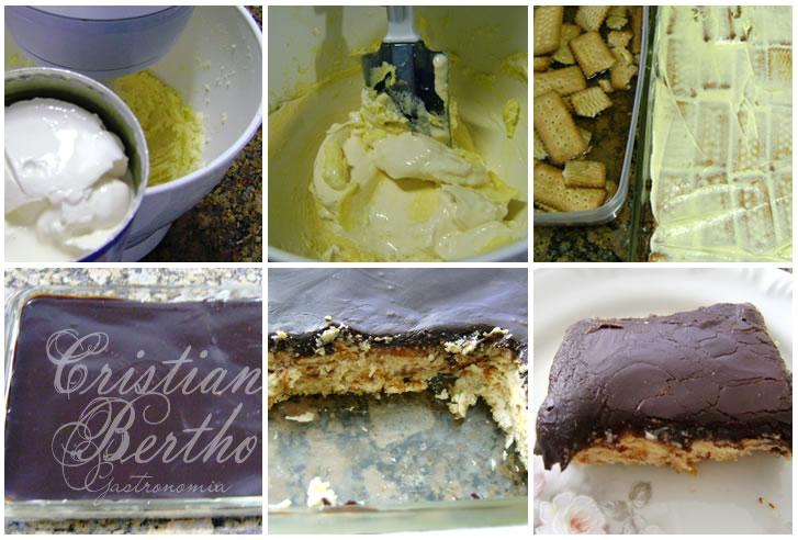 receita de sobremesa tipo pavê torta alemã