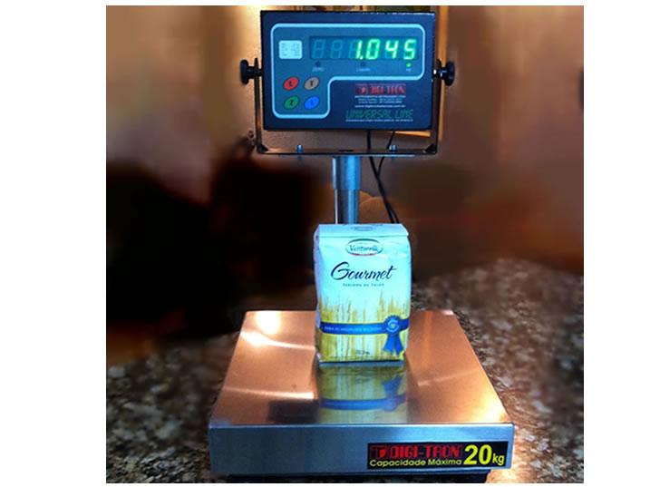 balança eletrônica digi-tron 20 kg