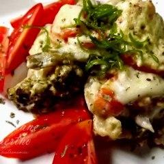 Receita de panaché de legumes