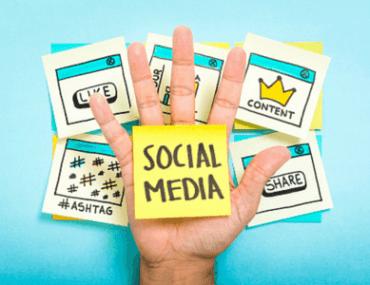Estratégia de Marketing de Mídias Sociais
