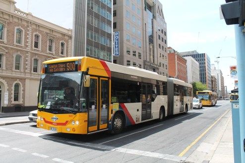 South Australian College of English . Adelaide. Viagens pelo Mundo.