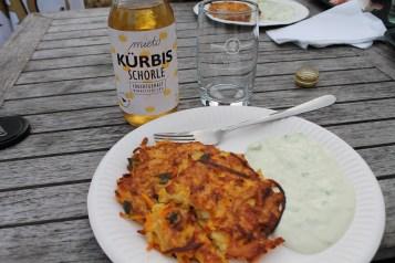 Kuerbisfest. Festival de abóboras em Ludwigsburg
