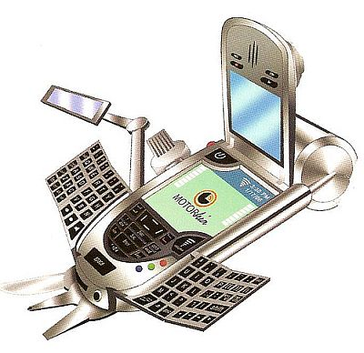 telefon mobil multifunctional
