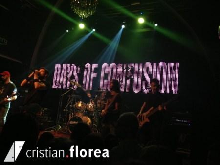 Days of Confusion - Silver Church 16 mai 2013 2