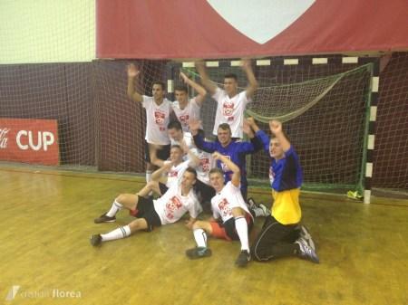 cupa coca cola - finala 2013 2