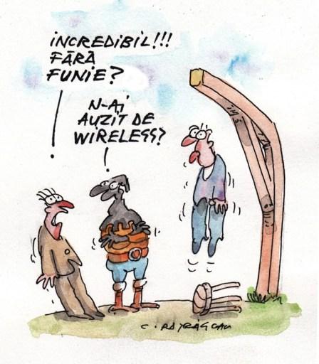 spanzuratoare wireless c patrascan