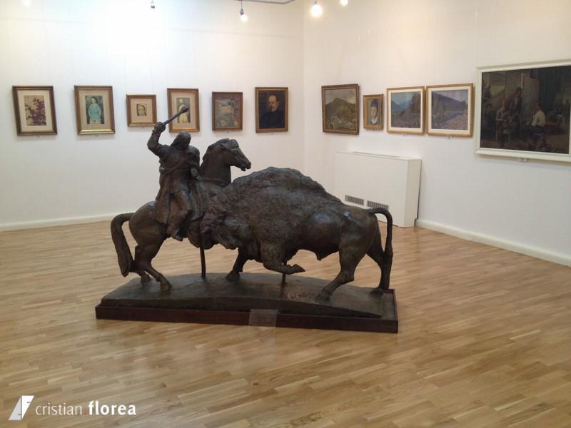 muzeul de arta - patra neamt