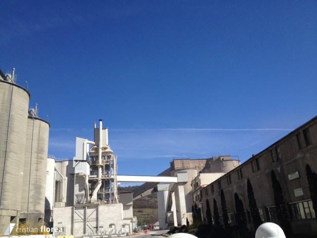 vizita bloggerilor la fabrica de ciment de la chiscadaga 12
