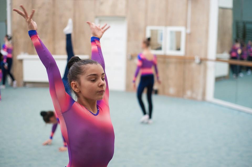 antrenament junioare gimnastica 27