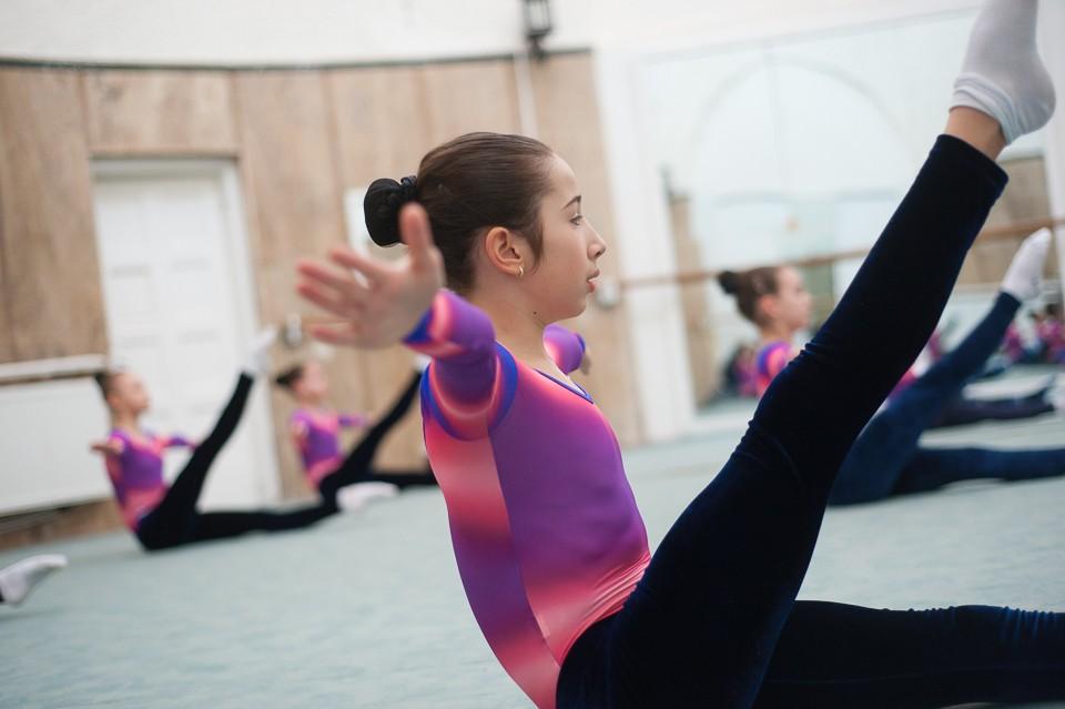 antrenament junioare gimnastica 3