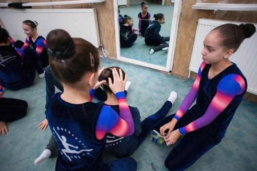 antrenament junioare gimnastica 9