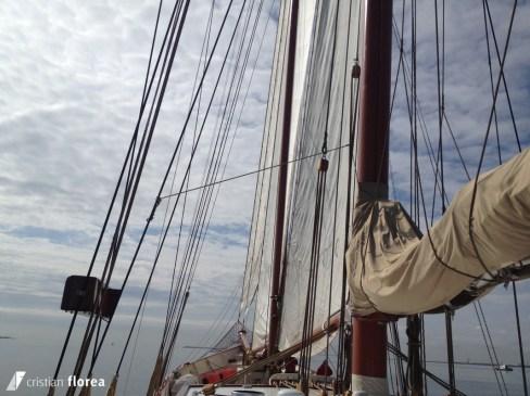 aventura pe o nava cu panze - constanta varna 24