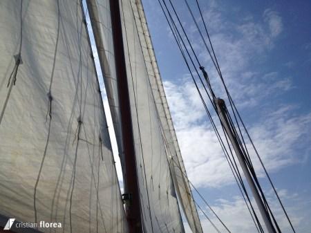 aventura pe o nava cu panze - constanta varna 37