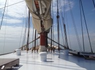 aventura pe o nava cu panze - constanta varna 38