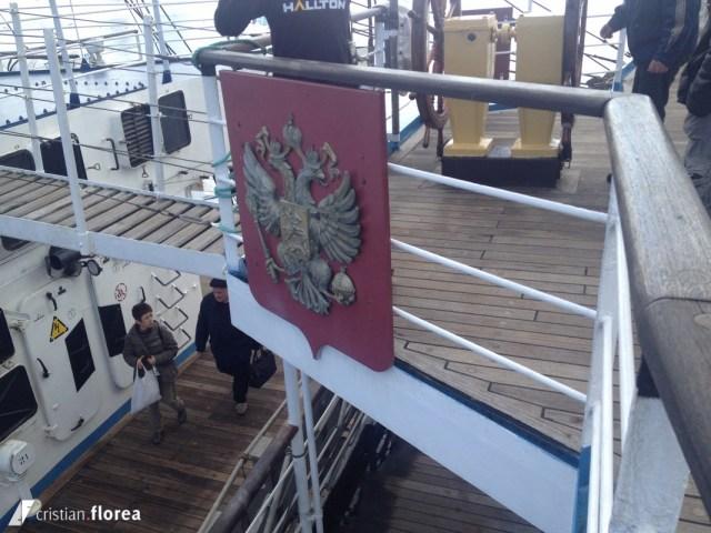 aventura pe o nava cu panze - constanta varna 80