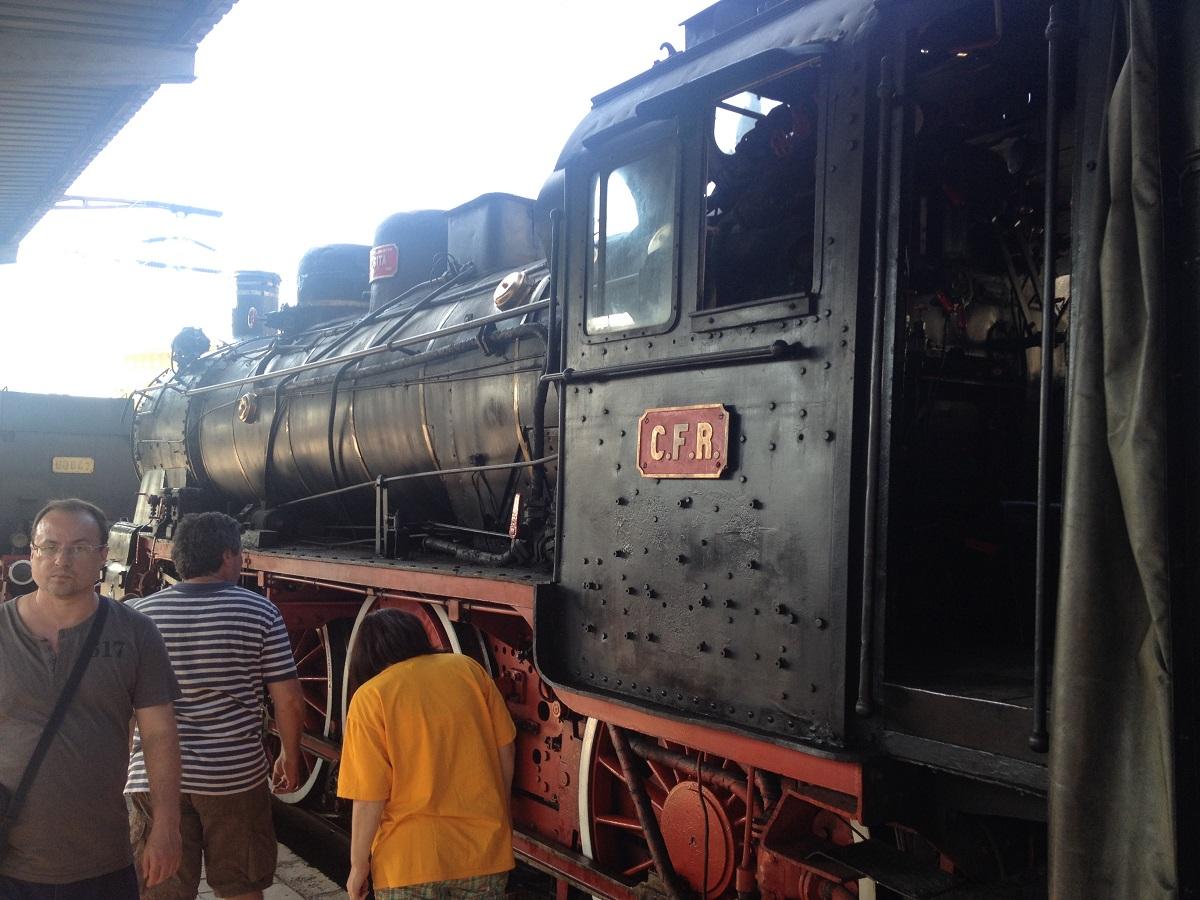 locomotive vechi la gara de nord (5)