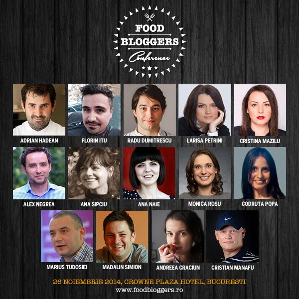 speakeri food bloggers conference