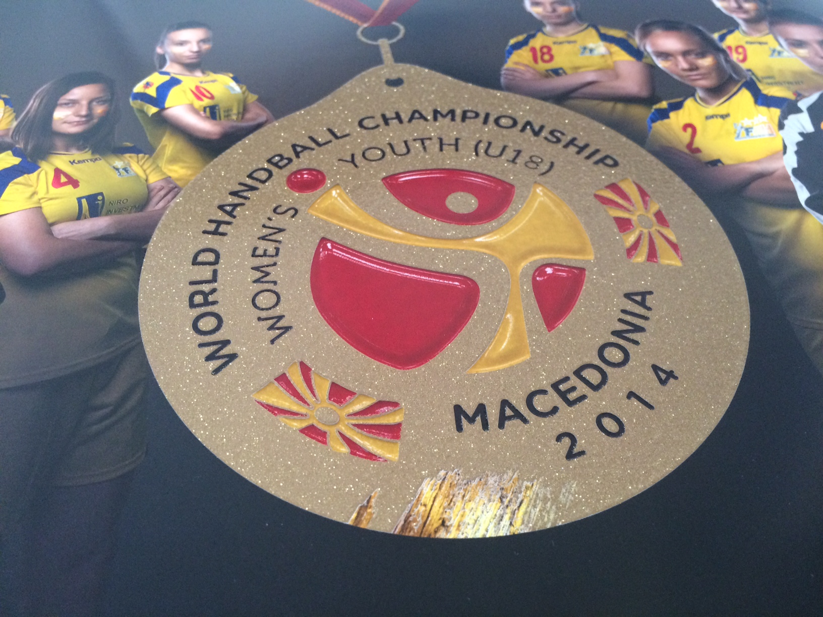 afis cu aur de la campionatul mondial de handbal u18 (1)