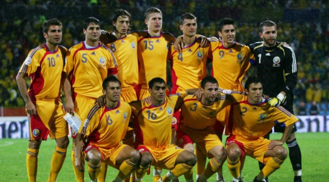 nationala fotbal romania