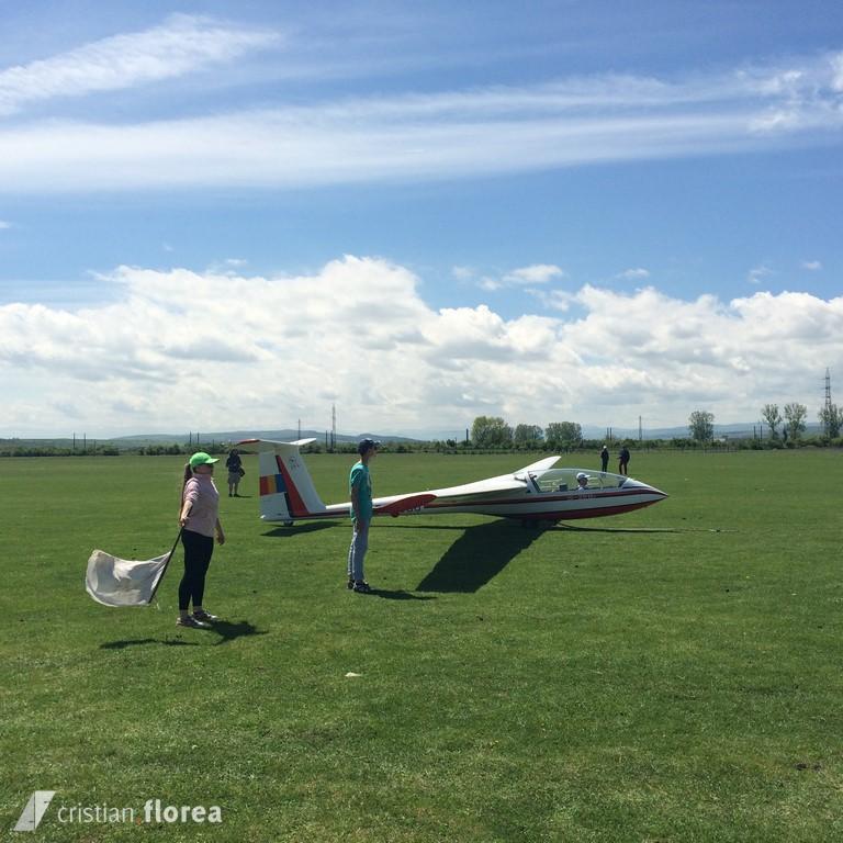vizitainHD - zbor cu planorul 1