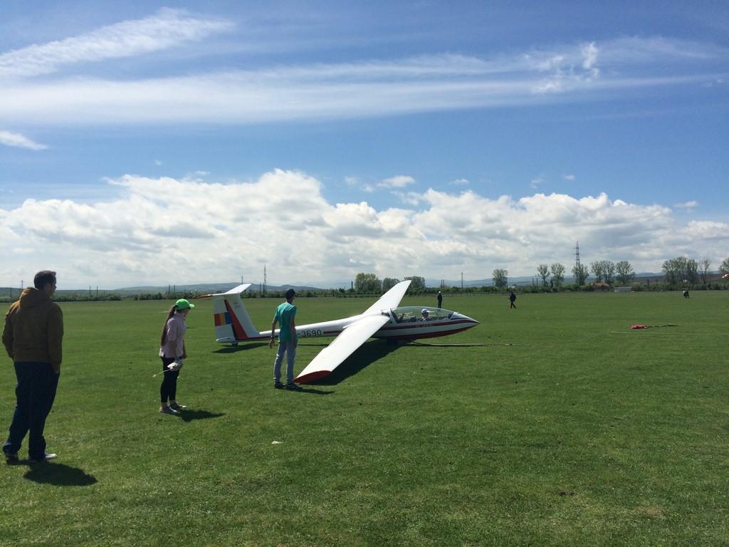 vizitainHD - zbor cu planorul 12