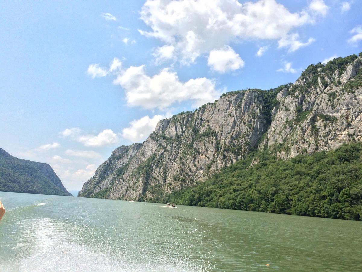 #prinmehedinti pe Dunare 6