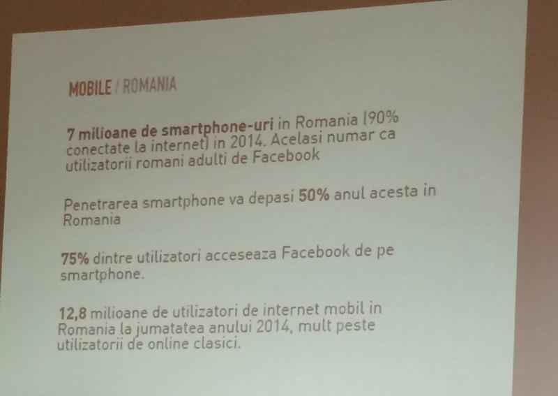 statistici despre mobile-ul din Romania