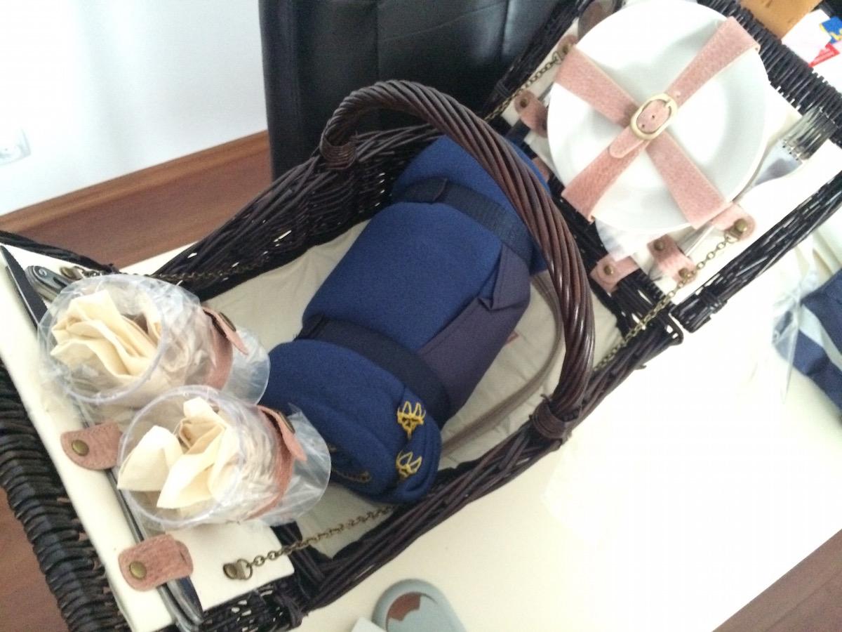 kit picnic - becel 3