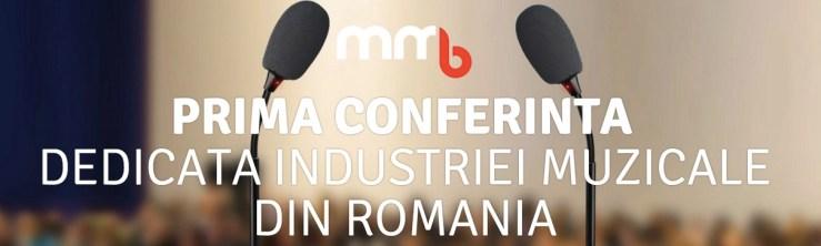 prima conferinta dedicata industriei muzicale din romania