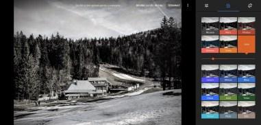 google foto - editarea fotografiilor online
