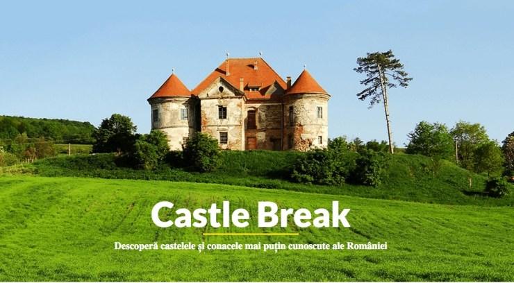 castle break - castelele româniei
