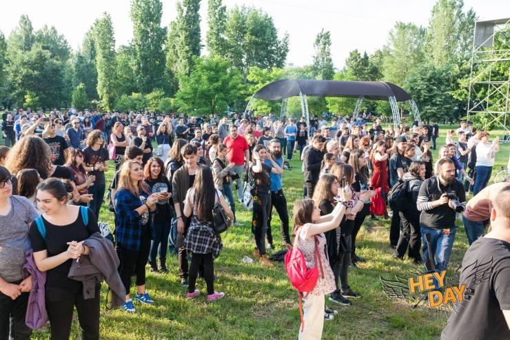 heyday fest - festival de trupe tribute