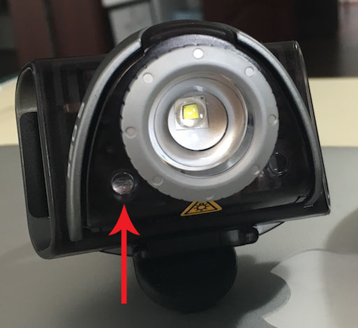 lumina pentru biciclete ledlenser 17