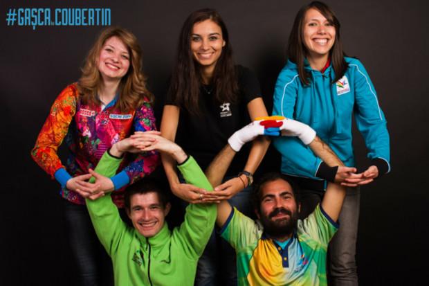 naționala de voluntari rio 2016