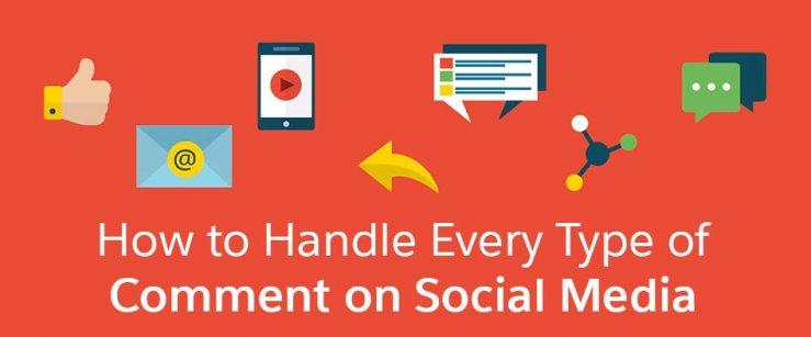 comentarii social media