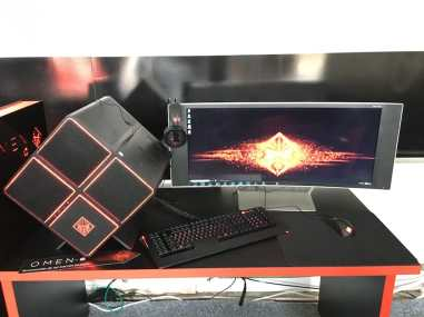 sistem de gaming omen by hp