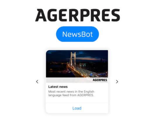 agerpres newsbot