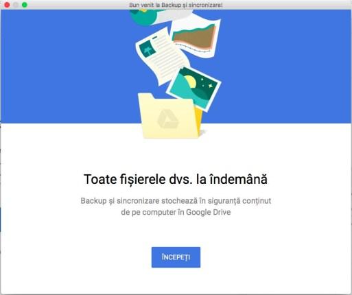 google drive backup and sync