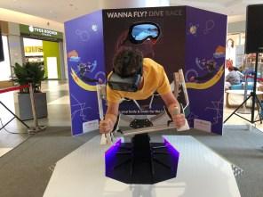 cristian florea - Zborul cu VR Rider Mobile Studio