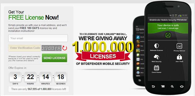 Bitdefender Mobile Security Premium