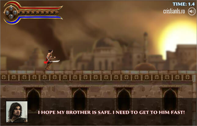 Jocul Prince of Persia