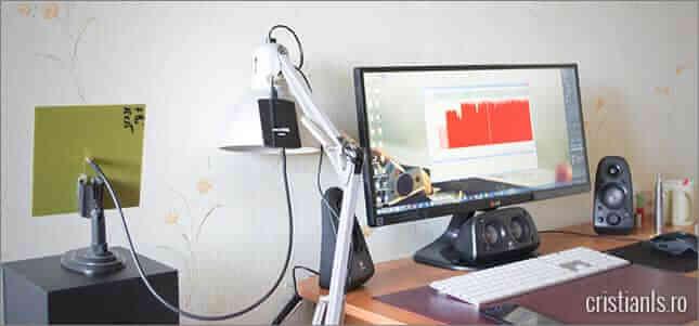 antena wireless in functiune