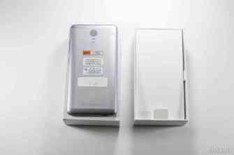 Xiaomi Redmi Note 3 - cutia